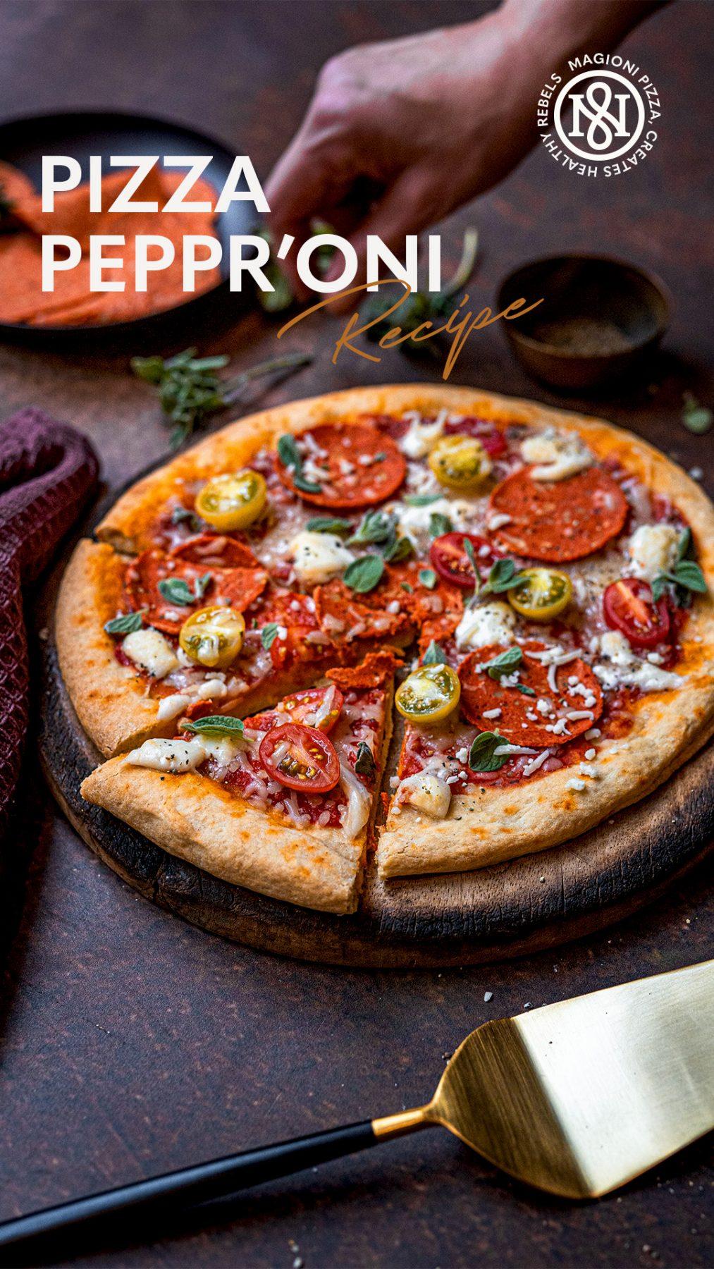 pizza peppr'oni