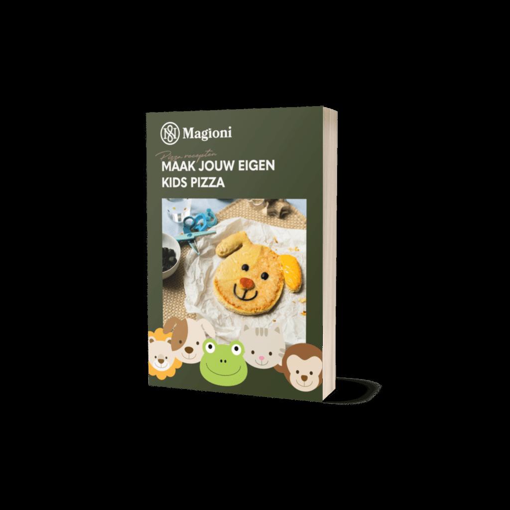 E-Book Magioni KIds Pizza